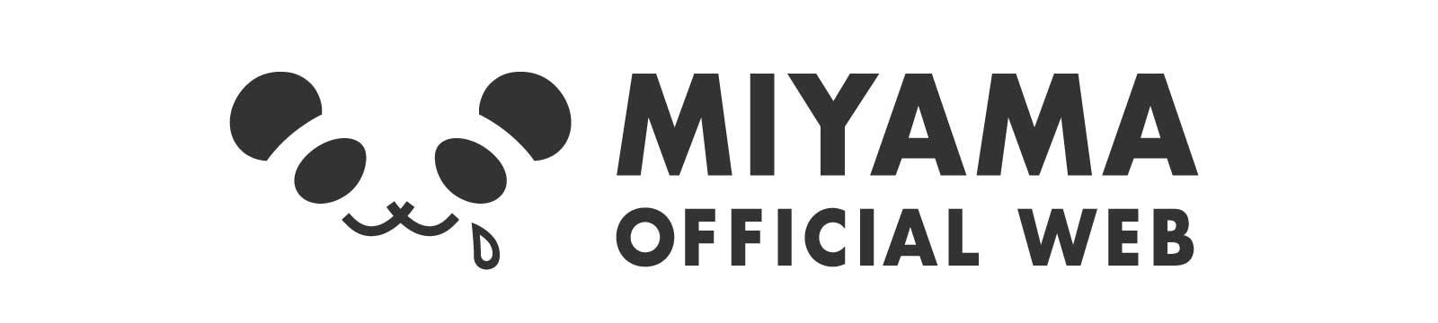 ミヤマ OFFICIAL WEB